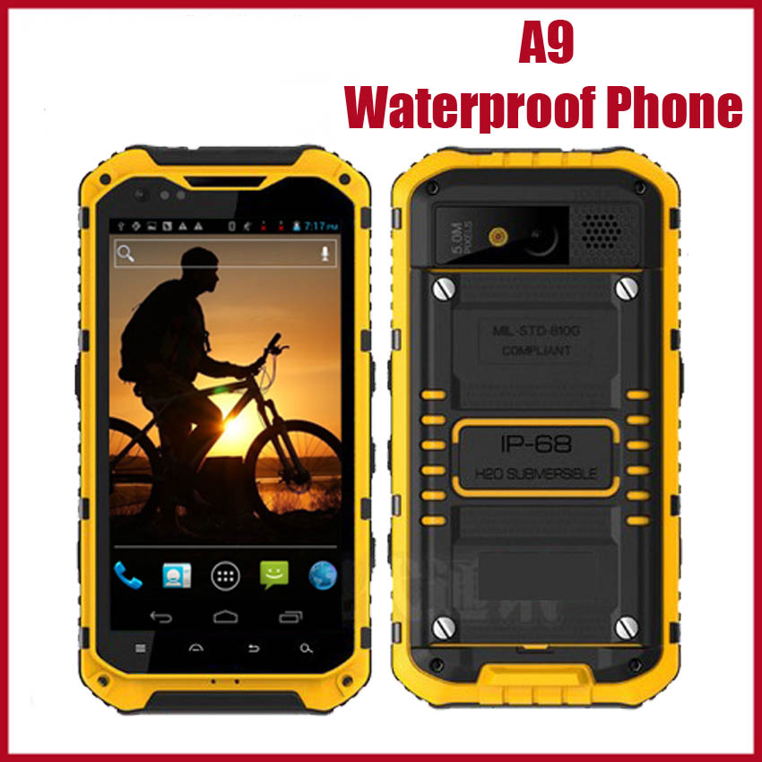 land rover a9 rugged nfc phone ip68 mtk6589 quad core. Black Bedroom Furniture Sets. Home Design Ideas